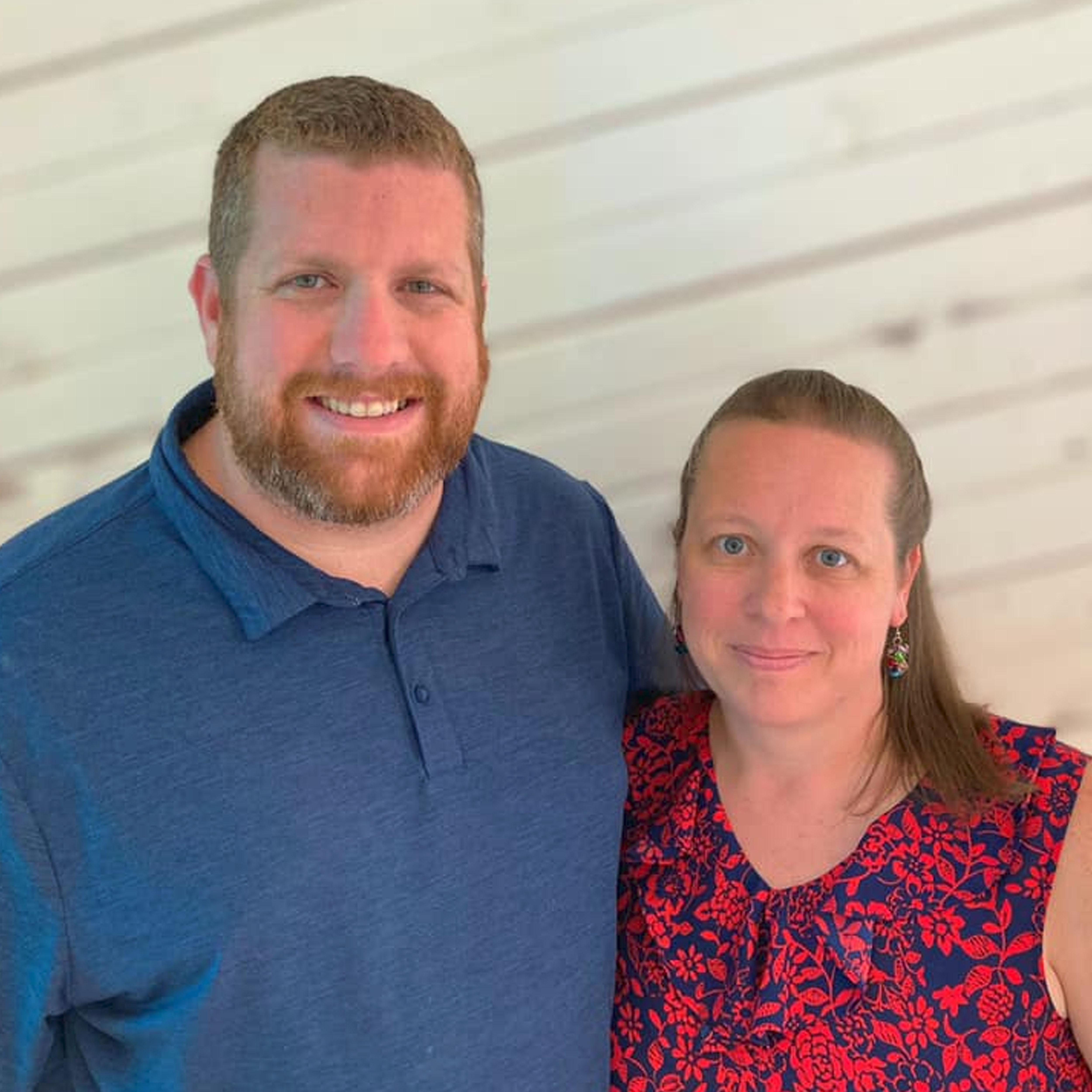 Daniel Albin - Discipleship Pastor
